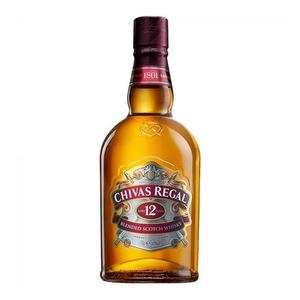 Whisky Chivas Regal 12 años 1 Lt