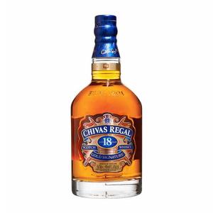Whisky Chivas Regal 18 años 750 ml