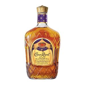 Whisky Crown Royal Canadiense 750 ml