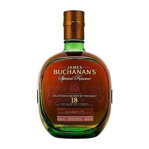 Whisky Escoces  Buchanans 18 años 750 ml