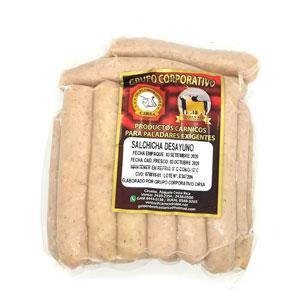 Salchicha Desayuno - 1 Kg - Golden Beef