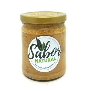 Mantequilla de Mani con Canela y Miel - 400 gr - Sabor Natural
