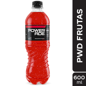Powerade Rojo 600 ml
