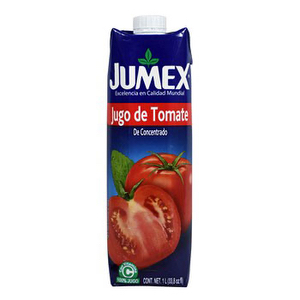 Jugo de Tomate Jumex 1 Lt