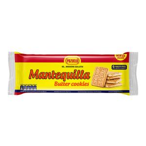 Galleta Mantequilla Pozuelo - 12 Und