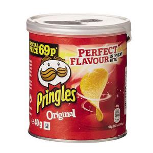 Papas Pringles - Originales - 40 gr