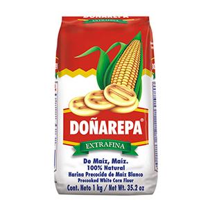 Harina de Maiz - Doñarepa - 1 Kg