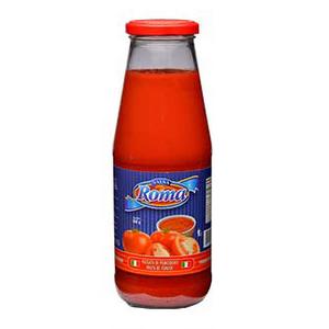 Salsa de Tomate BOTELLA Roma - 680 gr