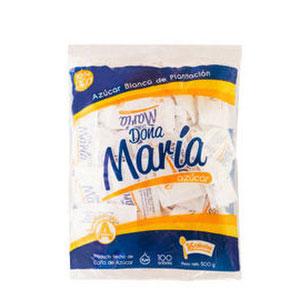 Azúcar Blanco Doña María x 100 Sobres - 500g