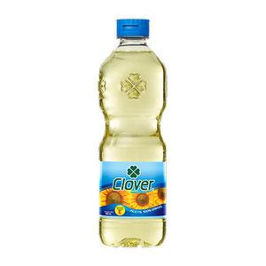 Aceite 100% Girasol - Clover 950 ml