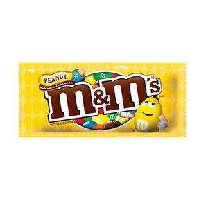 Maní con Chocolate M&M - 47 grs