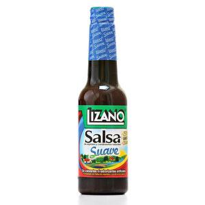 Salsa Lizano Suave - 280 ml