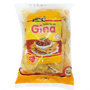 Tortillas de maiz - Gina 380 grs