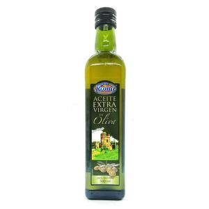 Aceite Extra Virgen de Oliva 100 % Natural - Roma 500 ml