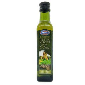 Aceite Extra Virgen de Oliva 100 % Natural - Roma 250 ml
