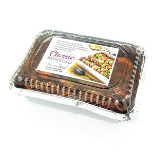 Classic Ratatouille (berenjena, zucchini, cebolla, chile dulce y tomate) - 350 grs - Artisan Food