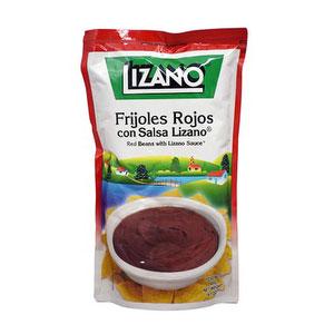 Frijoles Rojos Molidos en Salsa Lizano - 227 grs