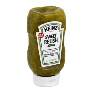 Sweet Relish Heinz - 488 ml