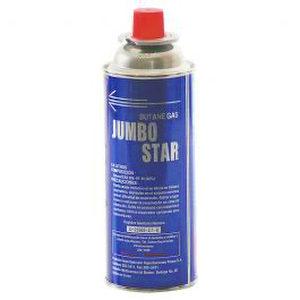 Jumbo Star Gas Butano - 227 grs