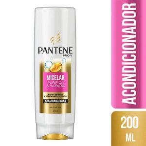 Acondicionador Pantene Micelar Purifica e Hidrata - 200 ml