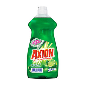 Lavaplatos líquido Limón AXION Botella - 400 ml