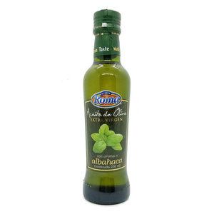 Aceite Extra Virgen de Oliva con Aroma a Albahaca - Roma 500 ml