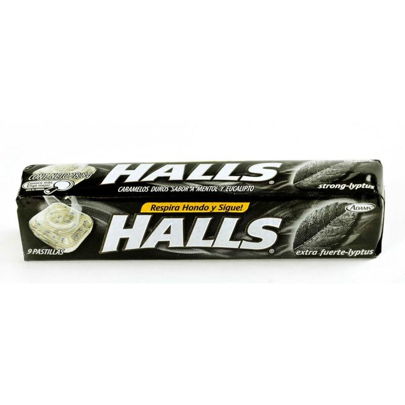 Caramelo Halls Fuerte
