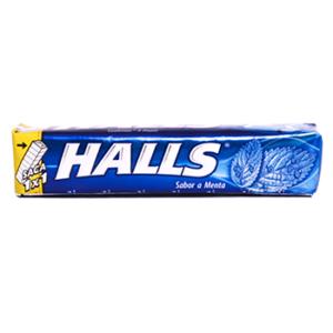 Caramelo Halls Menta
