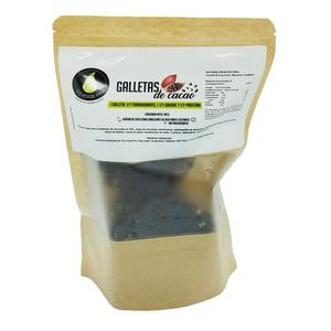 Galletas de Cacao SIN GLUTEN - SIN LECHE x 6 und - Go Food Pro