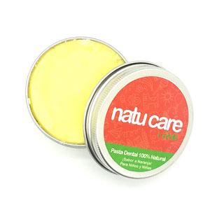 Pasta Dental Natural - NIÑOS - Sabor Naranja - 70 grs - Natucare