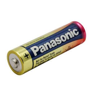 AA Baterias Panasonic Power Alkaline Larga Duración x 1