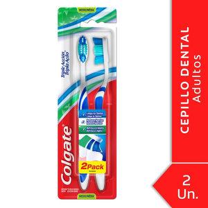 Cepillo de dientes Adultos Colgate x 2