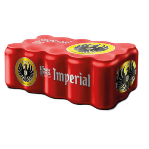 Pack 15 Imperial - Lata 350 ml