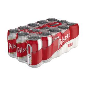 Pack 15 Pilsen - Lata 350 ml