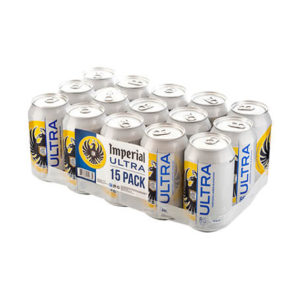 Pack 15 Imperial Ultra - Lata 350 ml