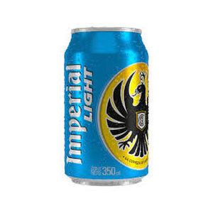 Cerveza Imperial Light - 350 ml