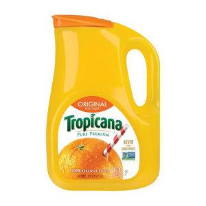 Jugo de Naranja 100% Sin Pulpa Tropicana 2.6 Lt