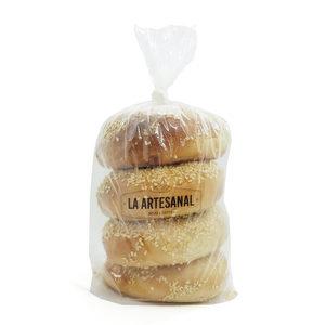 Bagels x 4 -  La Artesanal