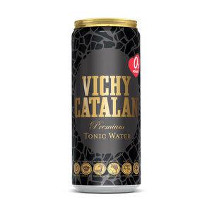 Agua Tonica VICHY CATALAN - pack 6 latas