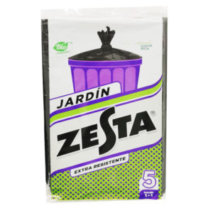 Bolsa Zesta Biodegradable JARDIN - 5 und