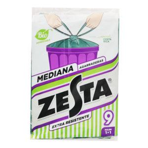 Bolsa Zesta Biodegradable MEDIANA - 9 und