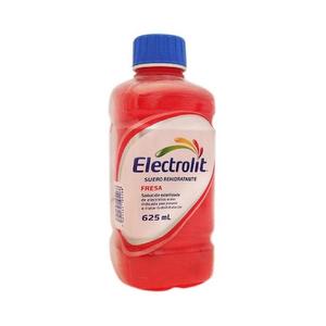 Electrolit Suero Hidratante - Fresa 625 ml