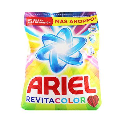 Jabón ARIEL Revitacolor - 3700 grs