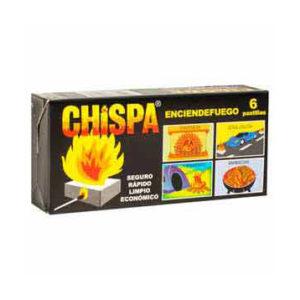 Chispa Enciende Fuego - 6 Und
