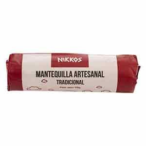 Mantequilla Artesanal Nikkos - 115 grs