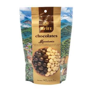 Macadamia con Chocolate Britt 142 grs