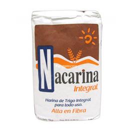 Harina Nacarina Integral - 1 Kg