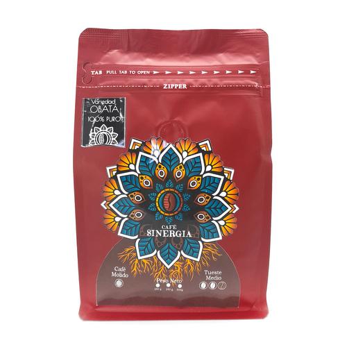 Café OBATA 350 grs  - Sinergia