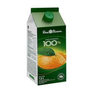 Jugo de Naranja 100% Premium con Pulpa - 1.8 L - Dos Pinos