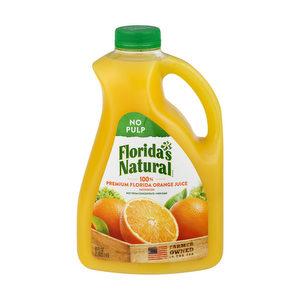 Jugo de Naranja 100% Some Pulp - Florida's Natural 2.6 Lt